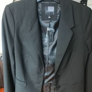 NWT, Black suit jacket